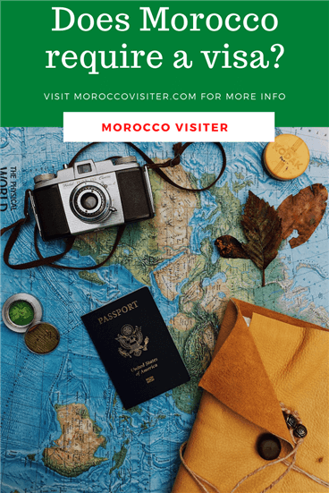 Does morocco require a visa - Morocco visiter