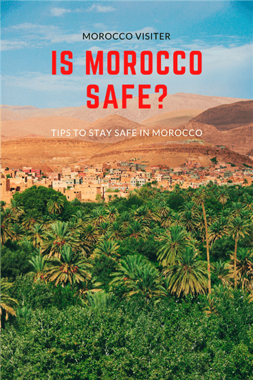 Is Morocco safe for tourists