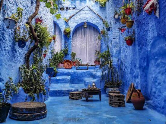 Morocco Visiter Chefchaouen