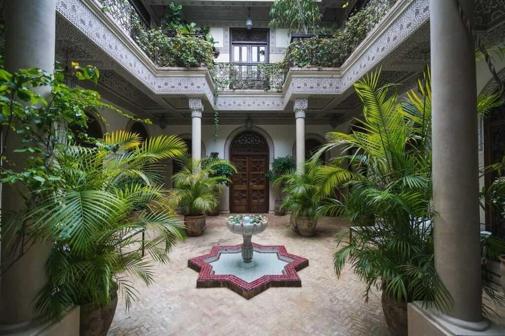 Marrakech Riad - Morocco Visiter