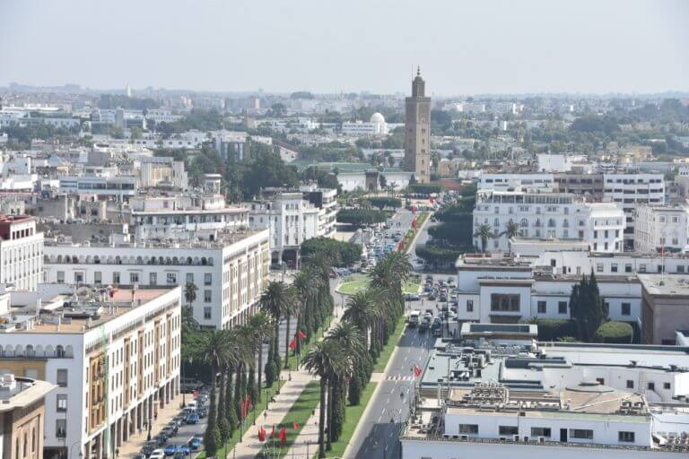 Is Morocco in Africa