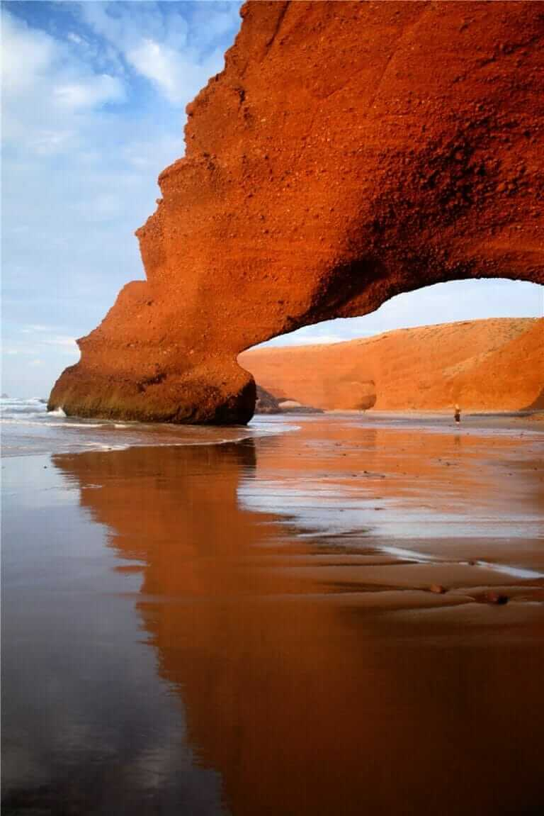 Legzira beach Sidi Ifni