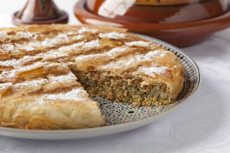 Morocco People Pastilla