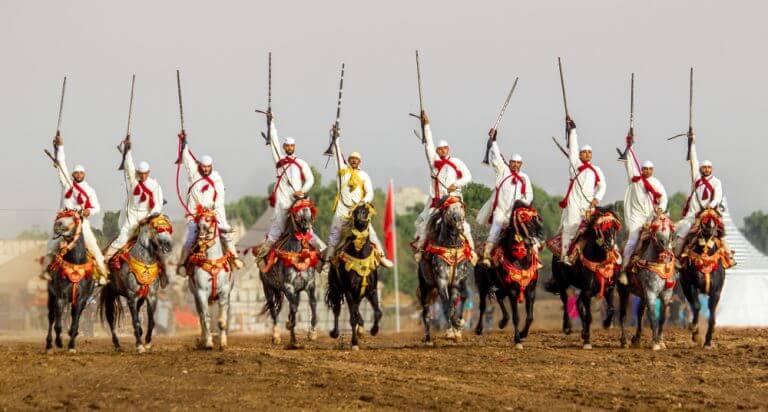 Berbers Fantasia Festival