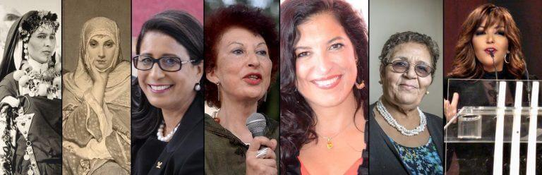 Morocco Women History