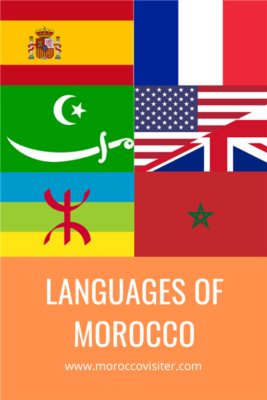 Languages of Morocco